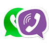Пишите в Whatsapp или Viber